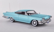 Dodge . coupé bleu 1/43