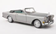 Rolls Royce . Cloud III Mulliner Park Ward convertible metallic grey 1/43