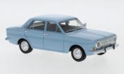 Ford . bleu 1/43