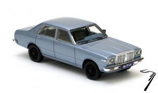Datsun . 200L C230 bleue métallisé 1/43