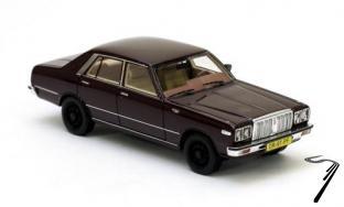 Datsun . 200L C230 marron métallisé 1/43