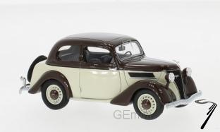 Ford . brun/beige 1/43