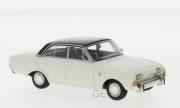 Ford . 17m P3 blanc/noir 1/43