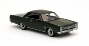 Plymouth . sport Hard top vert/noire métallisé 1/43