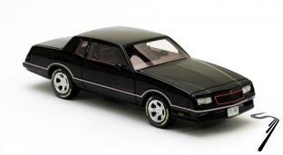 Chevrolet . SS noire 1/43
