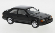 Ford . Mk4 RS Turbo noire 1/43