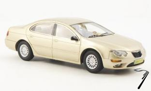 Chrysler . beige métallisé 1/43