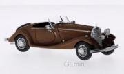 Mercedes . Roadster W18 marron foncé 1/43