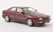 Maserati . IV metallic red 1/43