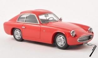 Osca . 1600 GT Zagato rouge 1/43