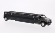Hummer . Limousine noir 1/43