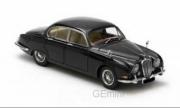 Jaguar . noire 1/43