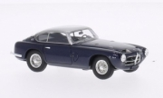 Divers . Pegaso Z102 Berlinetta touring serie 2 bleu métallisé/argent 1/43