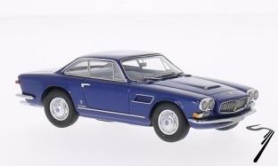 Maserati . Sebring serie II bleu métallisé 1/43