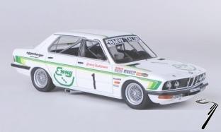 BMW 528i (E28) #1 ETCC  1/43