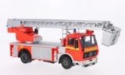 Mercedes . 23-12 1422 Metz FW ladder 1/43