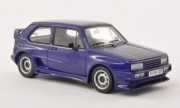 Volkswagen Golf GTO I Rieger violet métallisé I GTO Rieger violet métallisé 1/43