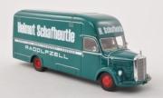 Mercedes . O3500 vert Helmut Schafheutle 1/43