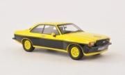 Opel Commodore B Steinmetz jaune/noir B Steinmetz jaune/noir 1/43