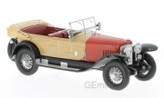 Mercedes . 28/95 red/wood - right hand drive 1/43