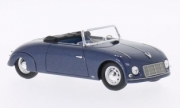 Divers . Waibel Porsche Special Sport convertible metallic blue 1/43