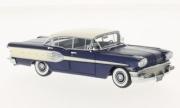 Pontiac . 4 portes bleu/blanc 1/43