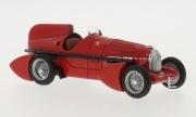 Alfa Romeo P3 Tipo B aérodynamique rouge Tipo B aérodynamique rouge 1/43
