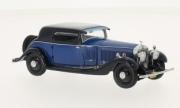 Rolls Royce . II Continental Windover bleu/noir 1/43