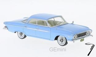 Dodge . Phoenix bleu clair 1/43