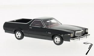 Ford . noir 1/43