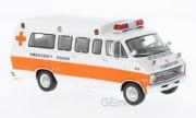 Dodge . Horton ambulance 1/43