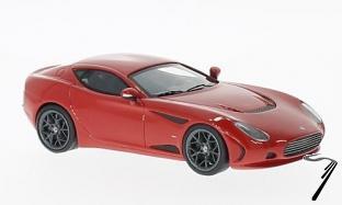 AC 378 GT Zagato rouge 378 GT Zagato rouge 1/43