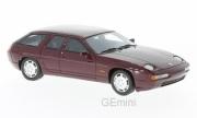 Porsche 928 H50 concept rouge foncé métallisé H50 concept break rouge foncé métallisé 1/43
