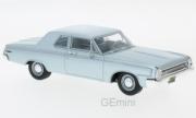 Dodge . Sedan bleu clair métallisé 1/43