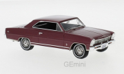 Chevrolet . SS Hardtop rouge 1/43