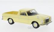 Mercedes . Pick-Up Argentine jaune 1/43
