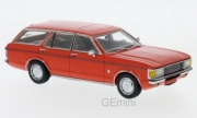 Ford . Turnier breack rouge clair 1/43