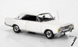 Ford . P7B 20M blanc 1/43