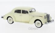 Opel . Limousine blanche 1/43
