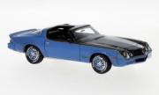 Chevrolet Camaro LT Bleu LT Bleu 1/43