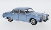Jaguar . bleu 1/43
