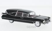 Cadillac . Crown Royale funéraire noir 1/43