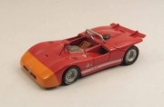 Alfa Romeo 33.3 rouge/orange  1/43