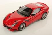 Ferrari F12 TDF rouge course rouge course 1/18