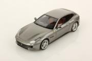Ferrari GTC4 Lusso gris métallisé gris métallisé 1/18