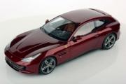 Ferrari GTC4 Lusso rouge California rouge california 1/18