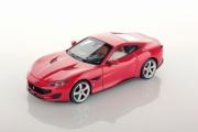 Ferrari Portofino rouge course rouge course 1/18