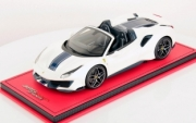 Ferrari 488 Pista cabriolet Pebble Beach Pista cabriolet Pebble Beach 1/18
