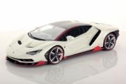 Lamborghini Centenario blanc Canopus  blanc Canopus 1/18