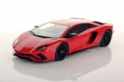 Lamborghini Aventador S Mars red S Mars red 1/18